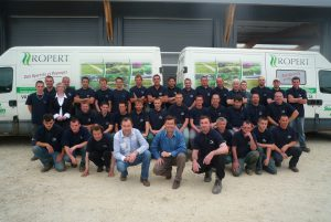 Equipe Ropert Paysages