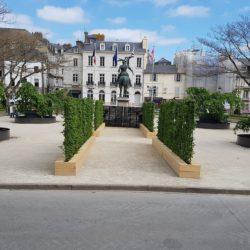Vannes Jardins Éphémères 2018 réalisation