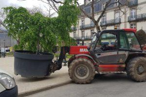 Vannes Jardins Éphémères 2018 chargement